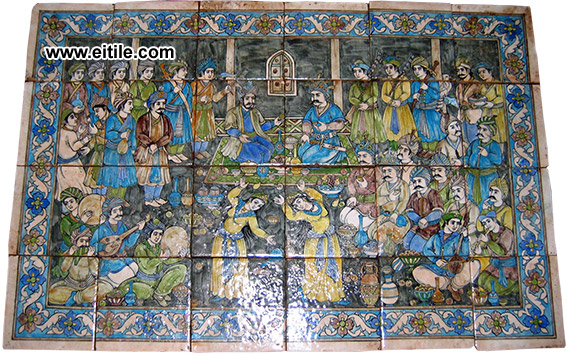 Click to See Traditional Decorative Complex Ceramic Tile