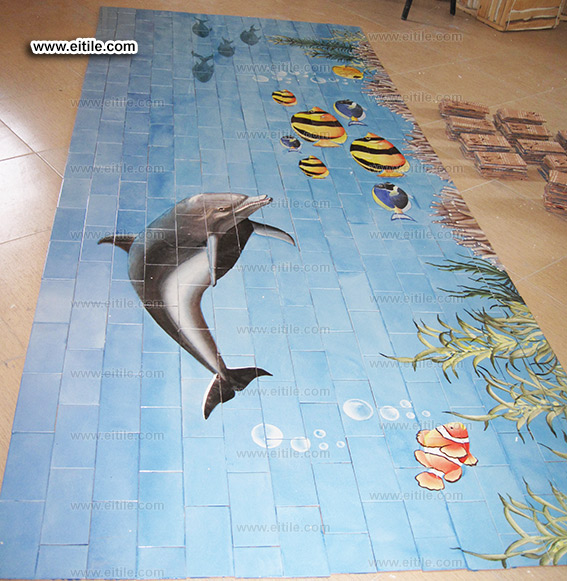 New swimming pool tiles ideas, www.eitile.com