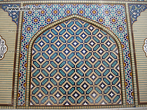Mosque Exterior Design Iv Erfan International Tile Company