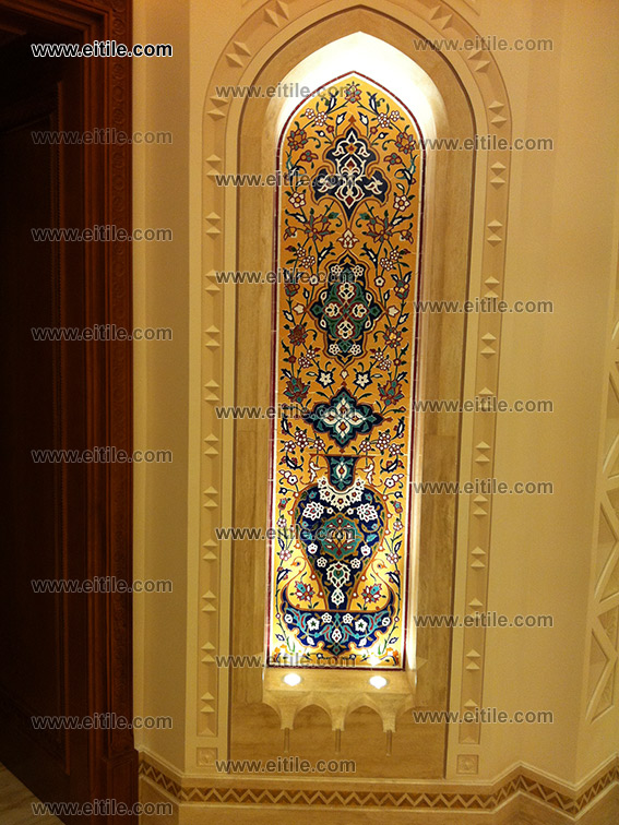 Tile panel for Oman, www.eitile.com