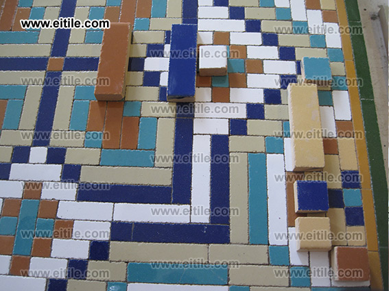 Moagheli tile panel manufacturing method statement,www.eitile.com